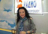 """Фатима Хадуева на """"Русском радио"""""""